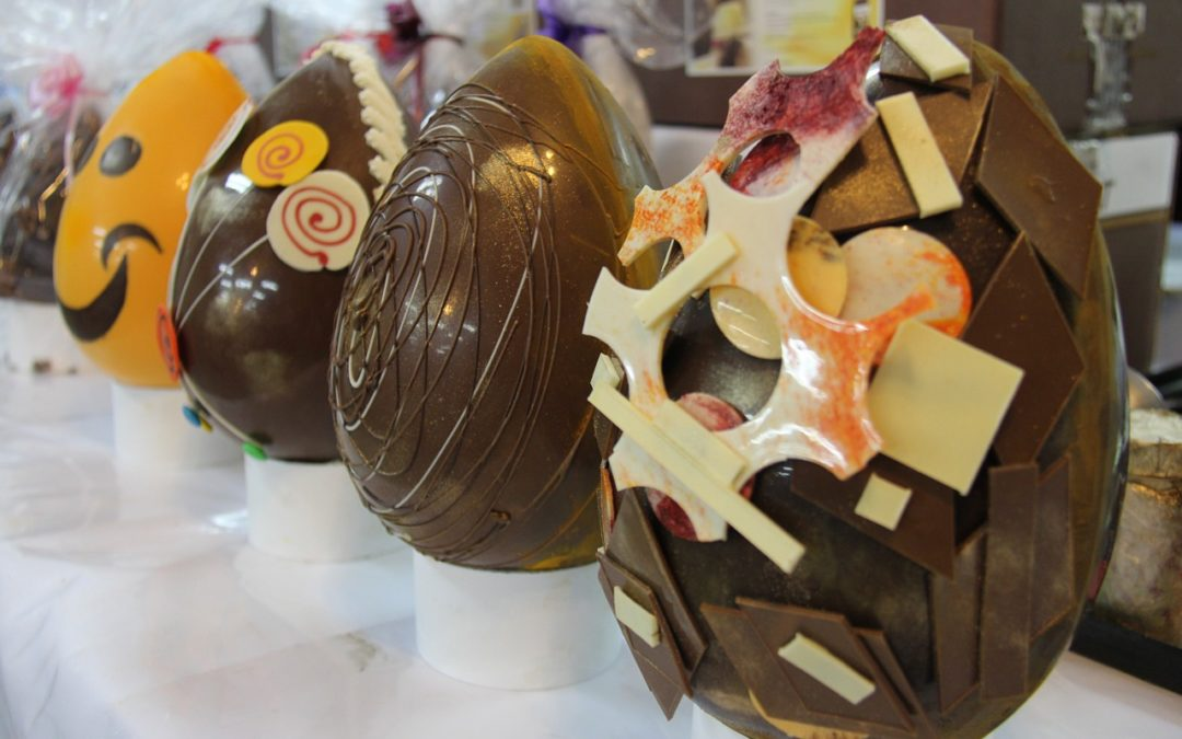 Le Uova di Pasqua tradizioni ed origini