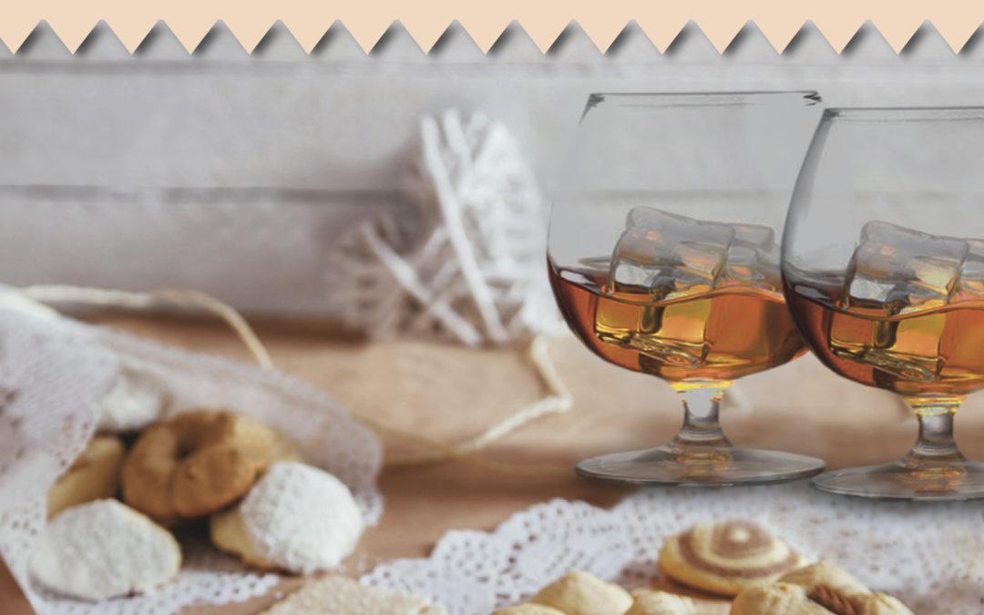 Degustazione di Biscotti, Liquori e Cioccolato